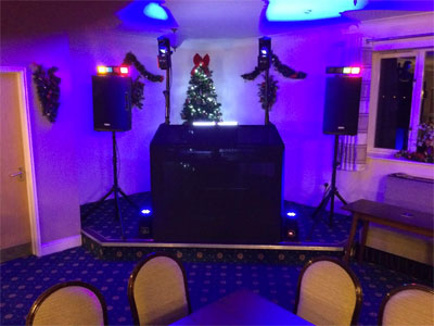 Party picture at Heworth Golf Club