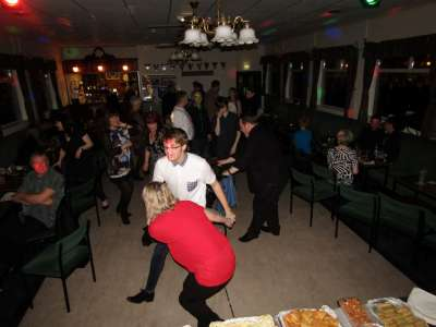 Party picture at Sunderland Railway Club